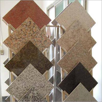 granite and tiles